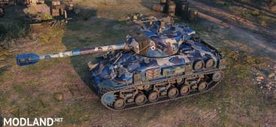 Avalon's M-51 Super Sherman 1.5.0.0-0 [1.5], 4 photo